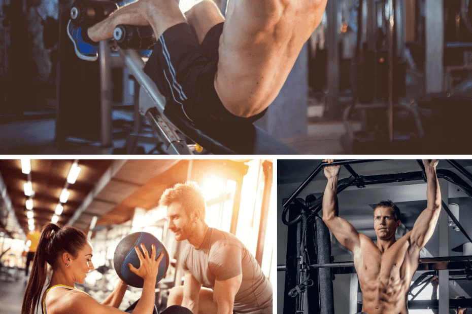 ab workout machines equipment
