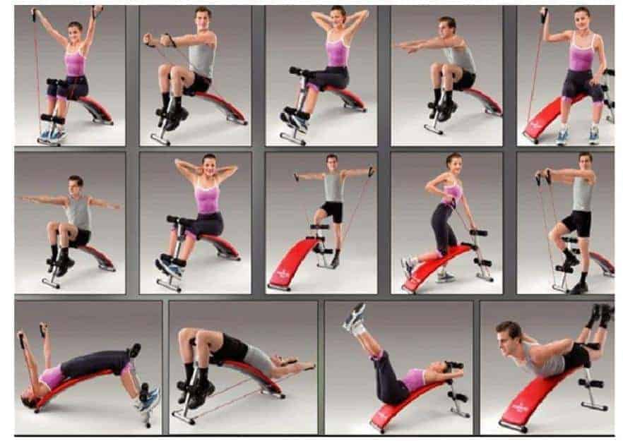 Best Ab Bench Exercises - Use You Board Not Just for Sit-Ups