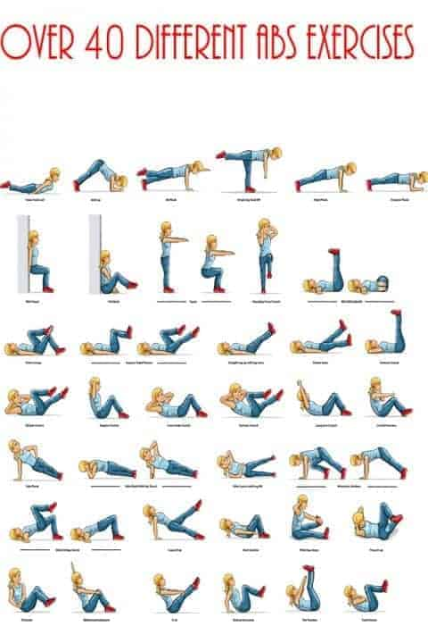 more-core-exercises