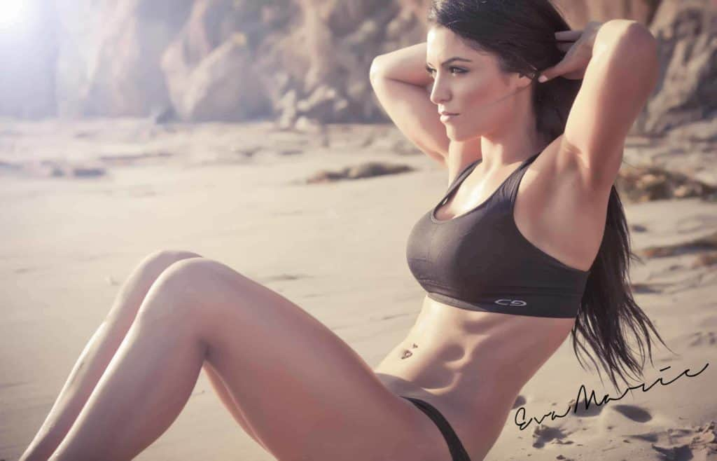core workouts for women