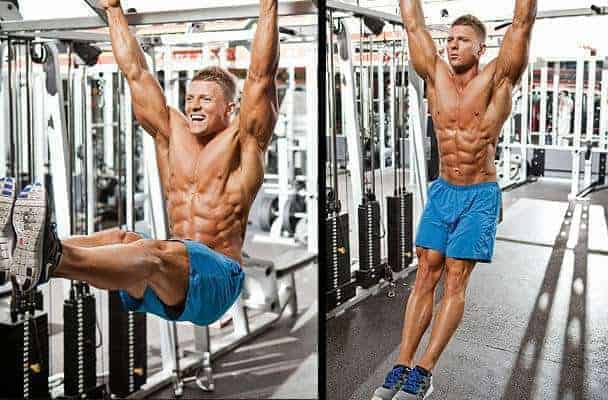 The Hanging Leg Raise Guide - Everything You Need to Know