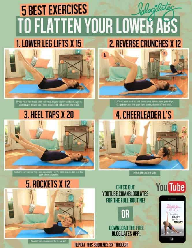 exercises-for-lower-abs-women