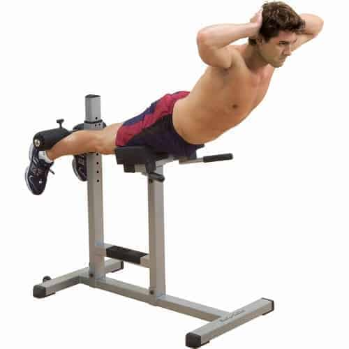 machine exercises for abs