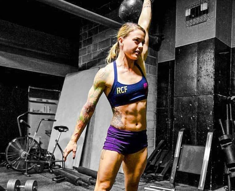 kettlebell ab workout exercises