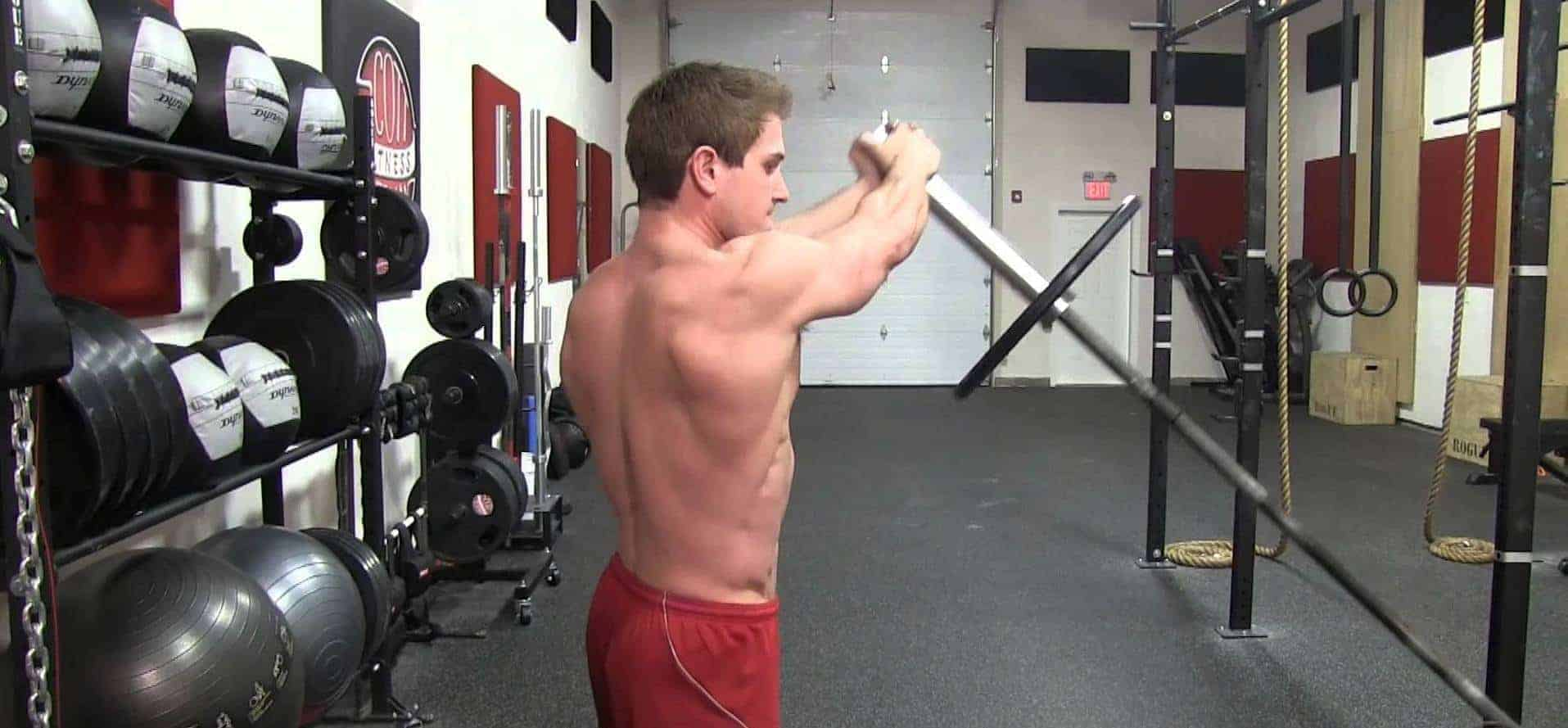 barbell ab workouts