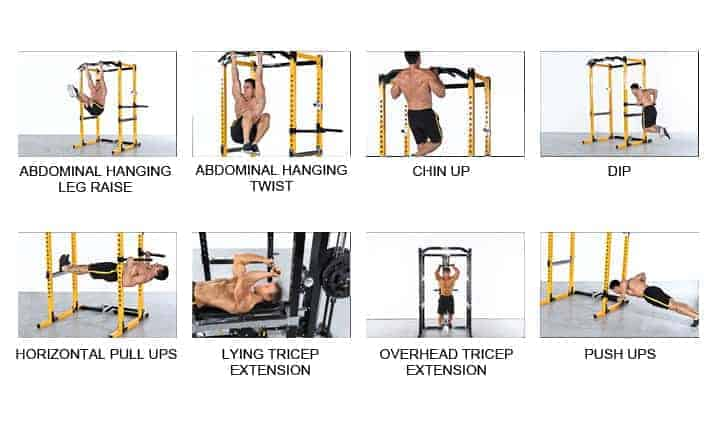 power-cage-exercises