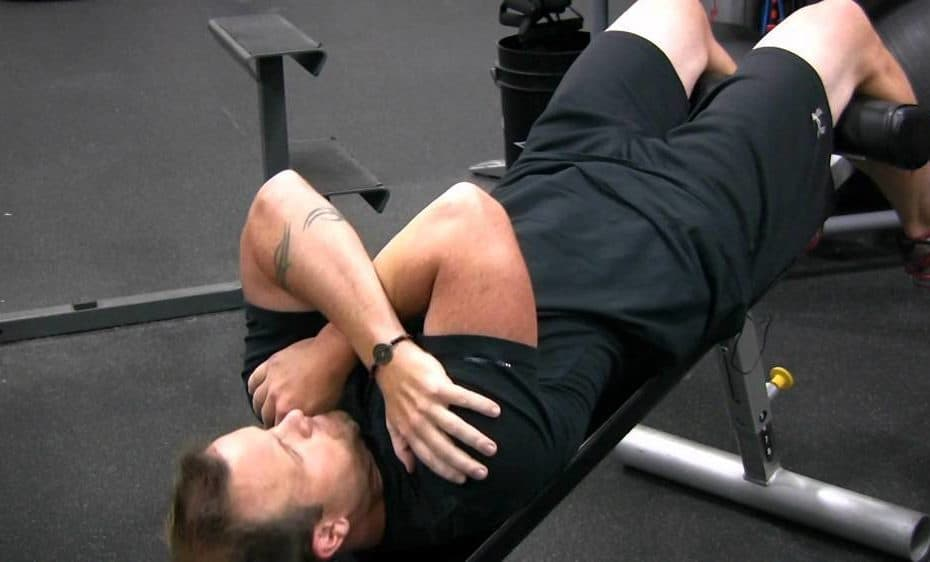 How to Use the Sit Up Bench