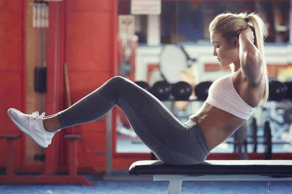 what makes a good ab workout