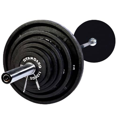 cheap barbell set