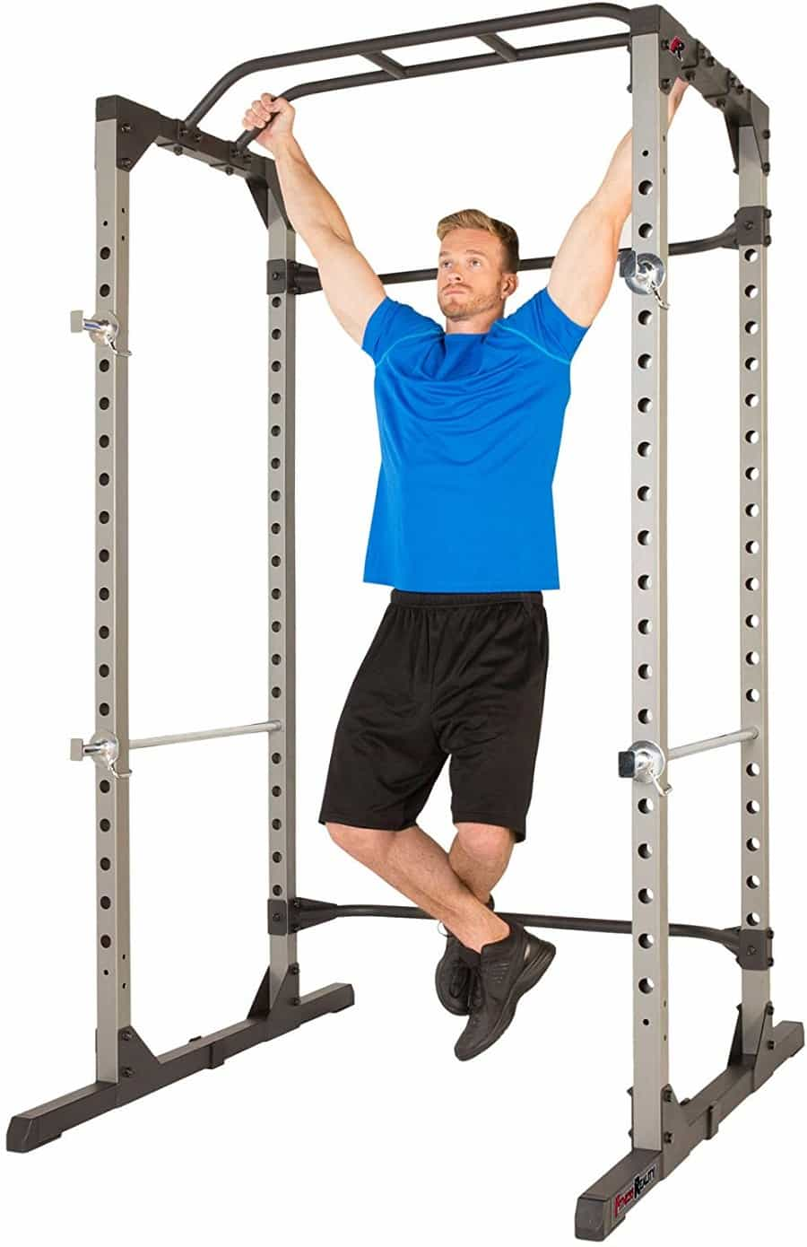 Fitness Reality 810XLT rack with pull up bar